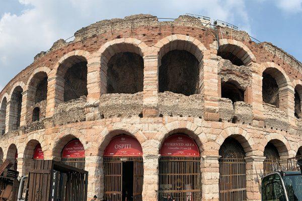 22nd July 2019 – Verona